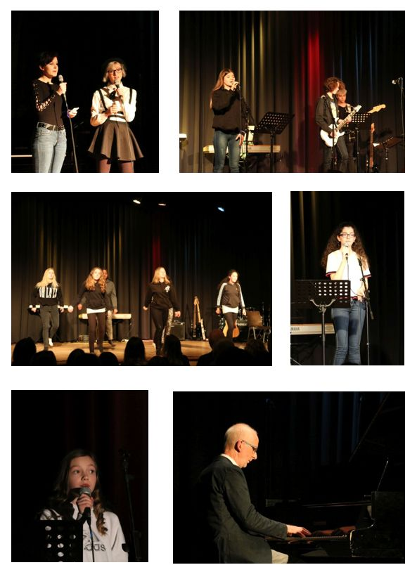 Schulkonzert March Collage01